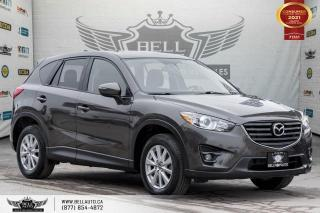 Used 2016 Mazda CX-5 GS, AWD, NO ACCIDENT, NAVI, REAR CAM, B.SPOT, ROOF for sale in Toronto, ON