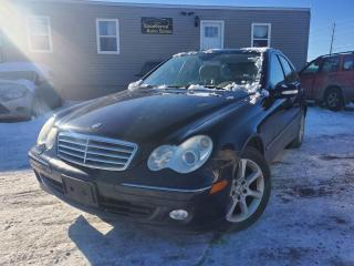 Used 2007 Mercedes-Benz C-Class C350 Luxury Sedan for sale in Stittsville, ON