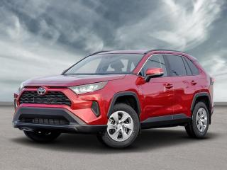 New 2020 Toyota RAV4 LE AWD for sale in North Bay, ON