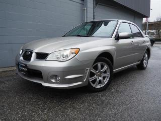 Used 2007 Subaru Impreza 2.5 i for sale in Richmond, BC