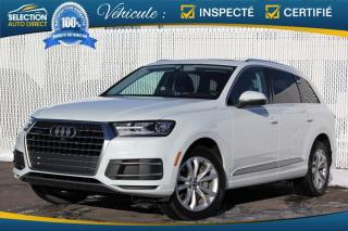 Used 2017 Audi Q7 3.0T Progressiv quattro 7 passagers for sale in Ste-Rose, QC