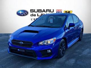 Used 2019 Subaru WRX Base ** Apple Carplay ** for sale in Laval, QC