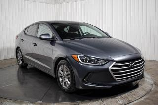 Used 2018 Hyundai Elantra GL A/C SIEGE CHAUFFANT CAMERA DE RECUL MAGS for sale in St-Hubert, QC