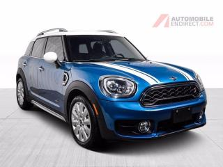 Used 2017 MINI Cooper Countryman COUNTRYMAN S AWD CUIR TOIT PANO MAGS NAV for sale in St-Hubert, QC