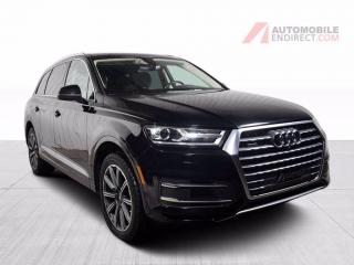 Used 2017 Audi Q7 PROGRESSIV QUATTRO CUIR TOIT PANO MAGS NAV for sale in St-Hubert, QC
