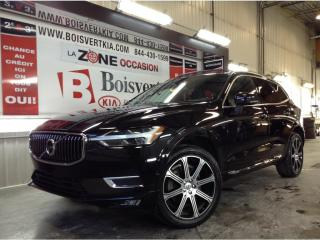 Used 2019 Volvo XC60 XC60 T6 AWD INSCRIPTION CUIR TOIT PANO GPS !! for sale in Blainville, QC