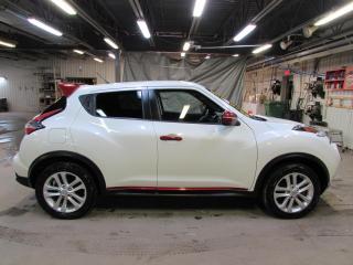 Used 2016 Nissan Juke SV AWD CAMÉRA*MAIN LIBRE*BAS KILOMÉTRAGE for sale in Lévis, QC