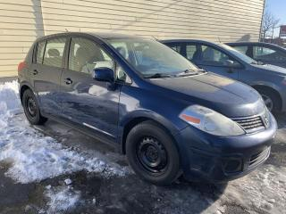 Used 2008 Nissan Versa Hayon 5 portes I4, boîte automatique, 1, for sale in Pointe-Aux-Trembles, QC