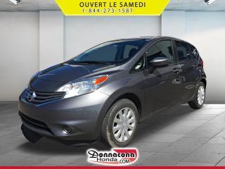 Used 2016 Honda Fit *CECI EST UN VERSA NOTE* for sale in Donnacona, QC