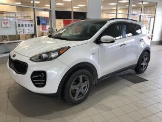 Used 2018 Kia Sportage EX Premium TI CUIR NOIR for sale in Québec, QC