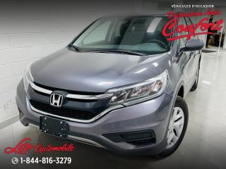 Used 2015 Honda CR-V SE 5 portes TI for sale in Chicoutimi, QC
