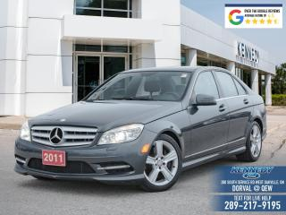 Used 2011 Mercedes-Benz C-Class C 300 for sale in Oakville, ON