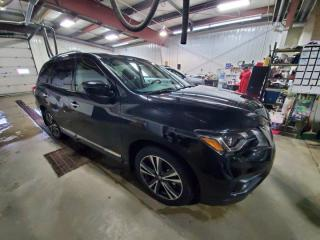 New 2020 Nissan Pathfinder Platinum for sale in Swift Current, SK