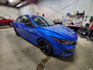 New 2021 Nissan Sentra SR for sale in Swift Current, SK
