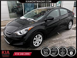 Used 2015 Hyundai Elantra Berline 4 portes, boîte automatique, GL for sale in Montmagny, QC