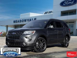 Used 2019 Ford Explorer XLT for sale in Mississauga, ON