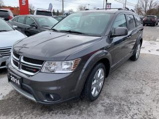 Used 2014 Dodge Journey SXT for sale in Peterborough, ON