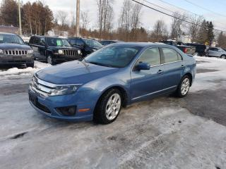 Used 2010 Ford Fusion SE for sale in Madoc, ON