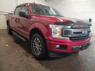 Used 2018 Ford F-150 XLT for sale in Nipigon, ON