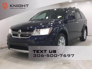 Used 2017 Dodge Journey GT AWD | Leather | Sunroof | DVD | for sale in Regina, SK