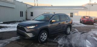 New 2021 Toyota RAV4 LE FWD RAV4 LE FWD for sale in Port Hawkesbury, NS