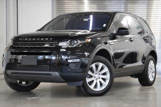 Used 2017 Land Rover Discovery Sport SE AWD *NOUVELLE ARRIVÉE! BALANCE 6ANS/160000KM* for sale in Laval, QC