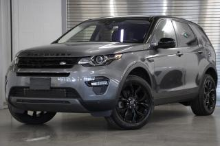 Used 2017 Land Rover Discovery Sport HSE AWD *BALANCE 6 ANS/160,000KM* for sale in Laval, QC