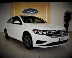 Used 2019 Volkswagen Jetta HIGHLINE  - CUIR/TOIT/CAMERA - BAS PRIX! for sale in Drummondville, QC
