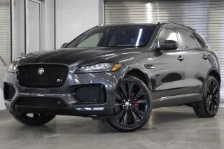 Used 2017 Jaguar F-PACE S AWD *NOUVELLE ARRIVÉE, BAS KMs, 380HP!* for sale in Laval, QC