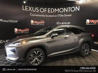 New 2021 Lexus RX 350 Luxury Package for sale in Edmonton, AB
