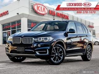 Used 2017 BMW X5 AWD 4dr xDrive35i | CLEAN CARFAX | ONE OWNER for sale in Oakville, ON