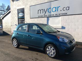 Used 2019 Nissan Micra SV BACKUP CAM, POWERGROUP for sale in North Bay, ON