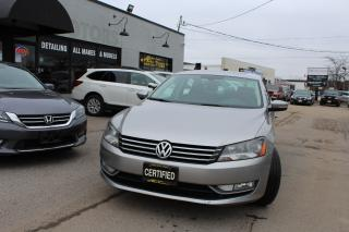 Used 2012 Volkswagen Passat 2.0 TDI DSG Highline, Navigation for sale in Oakville, ON