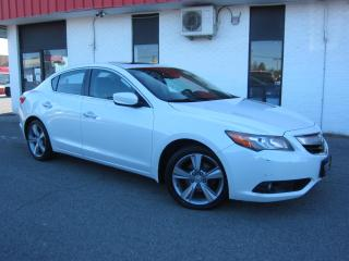 Used 2013 Acura ILX TECH PACKAGE $10,995+HST+LIC FEE  / CERTIFIED / NAVIGATION for sale in North York, ON
