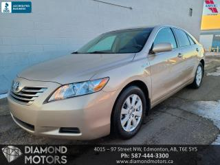 Used 2009 Toyota Camry Hybrid for sale in Edmonton, AB