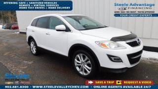 Used 2011 Mazda CX-9 GT awd - LEATHER !! FRESH MVI ! for sale in Kentville, NS
