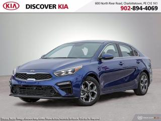 New 2021 Kia Forte EX for sale in Charlottetown, PE