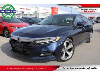 Used 2020 Honda Accord for sale in Whitby, ON