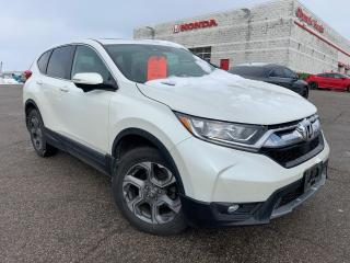 Used 2017 Honda CR-V EXL for sale in Guelph, ON