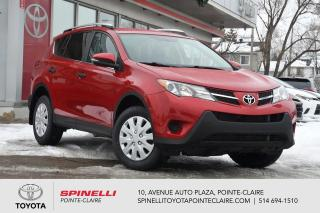 Used 2013 Toyota RAV4 LE FWD for sale in Pointe-Claire, QC