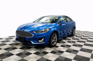 Used 2020 Ford Fusion Hybrid Titanium Adaptive Cruise Control Lane Keeping for sale in New Westminster, BC