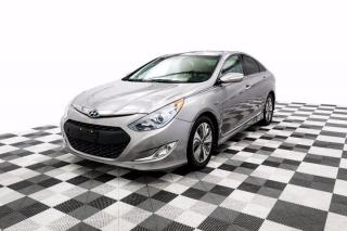 Used 2013 Hyundai Sonata Hybrid Sunroof Leather Nav Cam for sale in New Westminster, BC