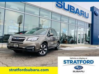 Used 2018 Subaru Forester TOURING for sale in Stratford, ON