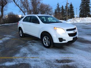 Used 2013 Chevrolet Equinox LS for sale in Winnipeg, MB