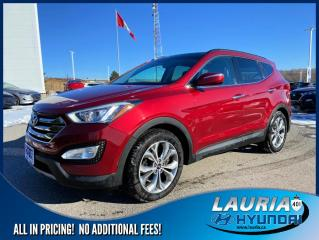 Used 2016 Hyundai Santa Fe Sport 2.0T AWD Limited - LOADED for sale in Port Hope, ON