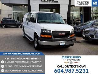 Used 2019 GMC Savana 2500 Work Van for sale in North Vancouver, BC
