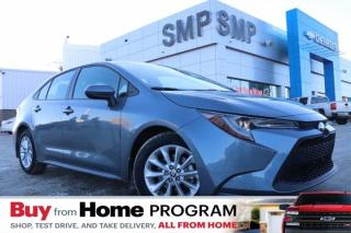 Used 2020 Toyota Corolla LE - Sunroof, Heated Seats+ Steering Wheel, Alloys, Back Up Camera for sale in Saskatoon, SK