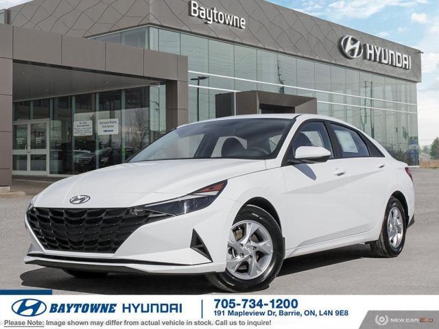 2021 Hyundai Elantra Essential 6sp