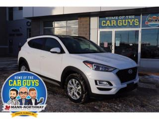 Used 2020 Hyundai Tucson Preferred | Heated Wheel, No Accidents. for sale in Prince Albert, SK