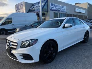 Used 2017 Mercedes-Benz E-Class NAVIGATION|CAMERA|LEATHER|ALLOYS for sale in Concord, ON